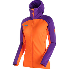 Mammut Eiswand Advanced ML Veste à capuche Femme, sunrise/dawn